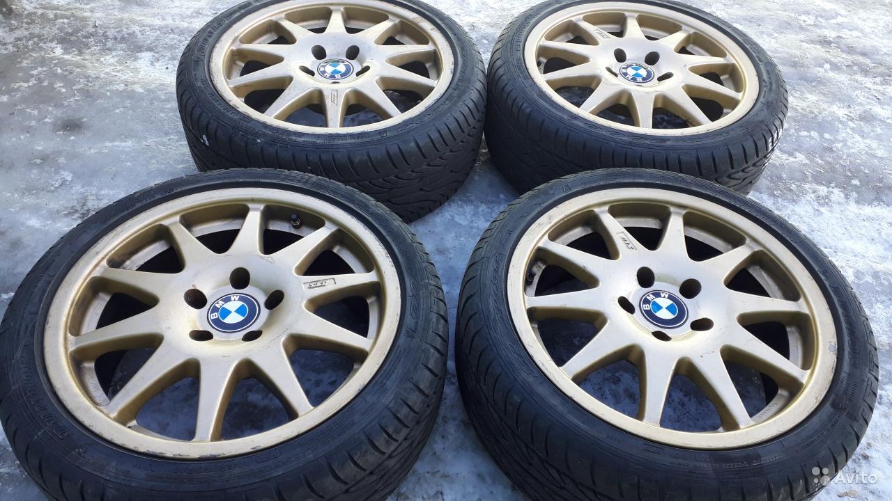 """продам диски для BMW  ATS """"typ DTM Evo500"""""""