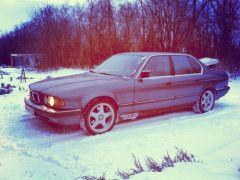 снежная зима 2014